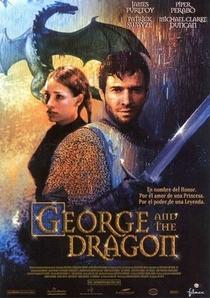 O Cavaleiro e o Dragão - Poster / Capa / Cartaz - Oficial 1
