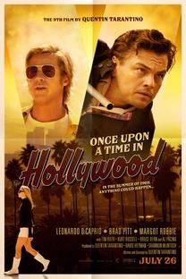 Era Uma Vez em Hollywood - Poster / Capa / Cartaz - Oficial 2