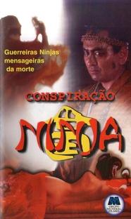 Conspiração Ninja - Poster / Capa / Cartaz - Oficial 1