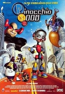 Pinóquio 3000 - Poster / Capa / Cartaz - Oficial 4