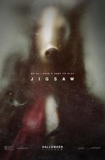 Jogos Mortais: Jigsaw - Poster / Capa / Cartaz - Oficial 3