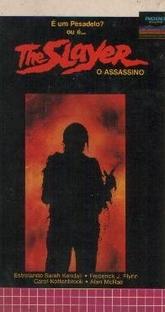 The Slayer - O Assassino - Poster / Capa / Cartaz - Oficial 4