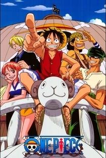 One Piece: Saga 1 - East Blue - Poster / Capa / Cartaz - Oficial 3