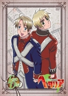 Hetalia Axis Powers Fan Disc  (Hetalia Axis Powers Fan Disc )