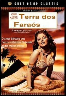 Terra dos Faraós - Poster / Capa / Cartaz - Oficial 5