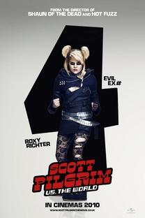 Scott Pilgrim Contra o Mundo - Poster / Capa / Cartaz - Oficial 13