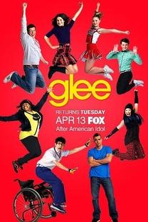Glee (1ª Temporada) - Poster / Capa / Cartaz - Oficial 3