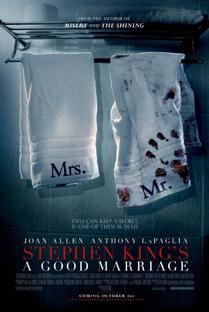 A Good Marriage - Poster / Capa / Cartaz - Oficial 1