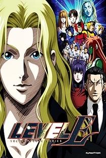Level E - Poster / Capa / Cartaz - Oficial 4