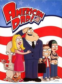 American Dad! (10º Temporada) - Poster / Capa / Cartaz - Oficial 2