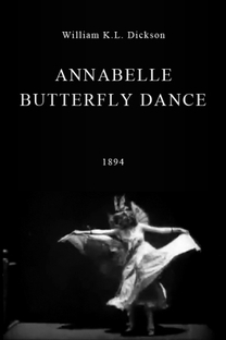 Annabelle Butterfly Dance - Poster / Capa / Cartaz - Oficial 1