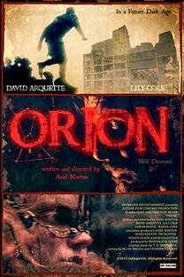 Orion - Poster / Capa / Cartaz - Oficial 1