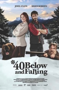 40 Below and Falling - Poster / Capa / Cartaz - Oficial 1