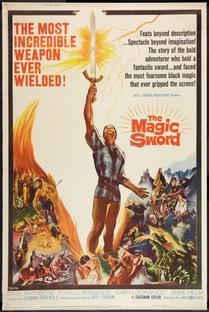 A Espada Mágica - Poster / Capa / Cartaz - Oficial 1