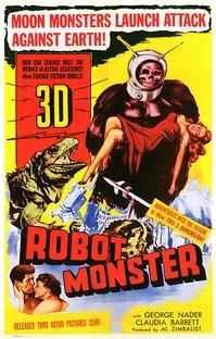 O Robô Alienígena - Poster / Capa / Cartaz - Oficial 1