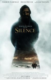 Silêncio - Poster / Capa / Cartaz - Oficial 2