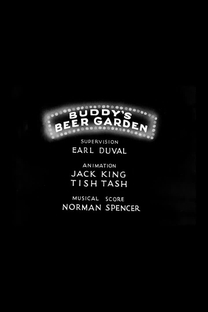 Buddy's Beer Garden - Poster / Capa / Cartaz - Oficial 1