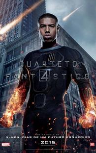 Quarteto Fantástico - Poster / Capa / Cartaz - Oficial 16