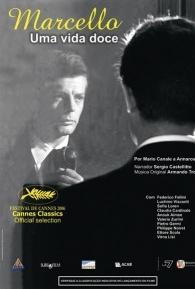 Marcello - Uma Vida Doce - Poster / Capa / Cartaz - Oficial 1