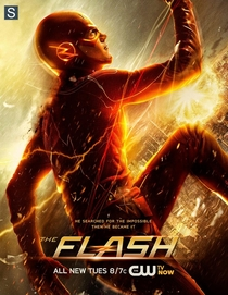 The Flash (1ª Temporada) - Poster / Capa / Cartaz - Oficial 2