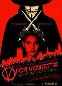 V de Vingança - Poster / Capa / Cartaz - Oficial 8