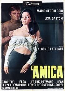 A Amiga - Poster / Capa / Cartaz - Oficial 1