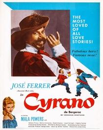Cyrano de Bergerac - Poster / Capa / Cartaz - Oficial 4