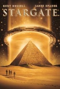 Stargate - A Chave para o Futuro da Humanidade - Poster / Capa / Cartaz - Oficial 4
