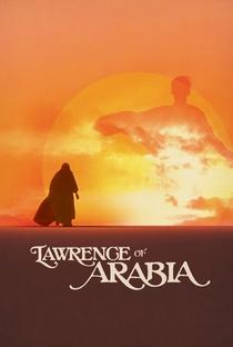 Lawrence da Arábia - Poster / Capa / Cartaz - Oficial 3