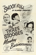Os Três Patetas - Três Camaradas Elétricos (The Three Stooges - Monkey Businessmen)
