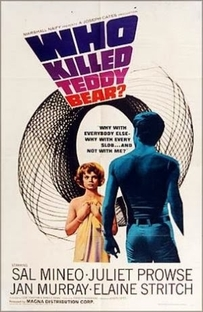 Who Killed Teddy Bear - Poster / Capa / Cartaz - Oficial 1