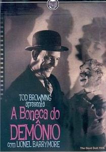 A Boneca do Diabo - Poster / Capa / Cartaz - Oficial 2