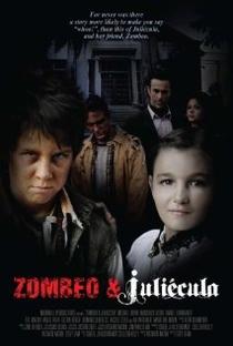 Zombeo & Juliécula - Poster / Capa / Cartaz - Oficial 1