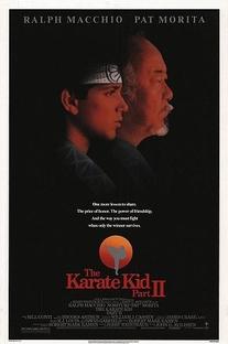 Karatê Kid 2 - A Hora da Verdade Continua - Poster / Capa / Cartaz - Oficial 1