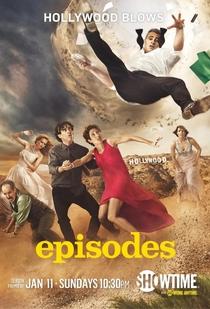 Episodes (4ª Temporada) - Poster / Capa / Cartaz - Oficial 1