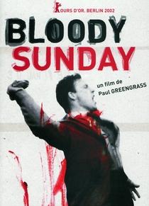 Domingo Sangrento - Poster / Capa / Cartaz - Oficial 2
