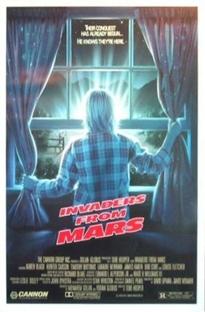 Invasores de Marte - Poster / Capa / Cartaz - Oficial 5