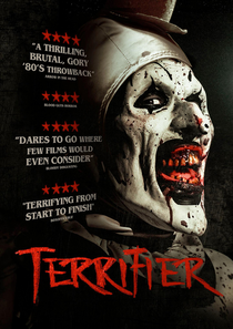 Terrifier - Poster / Capa / Cartaz - Oficial 2