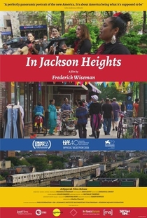 Em Jackson Heights - Poster / Capa / Cartaz - Oficial 1