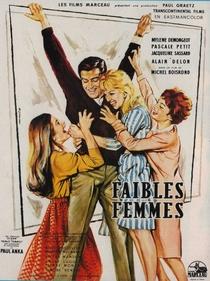 O Ponto Fraco das Mulheres - Poster / Capa / Cartaz - Oficial 1