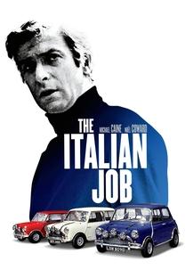 Um Golpe à Italiana - Poster / Capa / Cartaz - Oficial 5