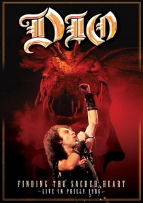 DIO: Finding the Sacred Heart - Live in Philly 1986 - Poster / Capa / Cartaz - Oficial 1