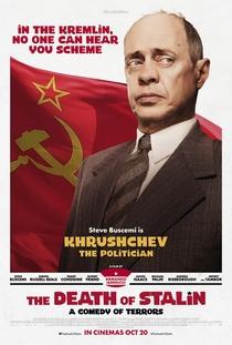 A Morte de Stalin - Poster / Capa / Cartaz - Oficial 11