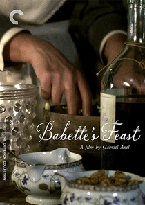 A Festa de Babette - Poster / Capa / Cartaz - Oficial 1