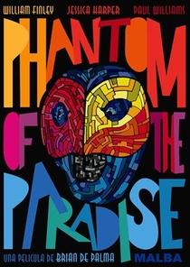 O Fantasma do Paraíso - Poster / Capa / Cartaz - Oficial 2