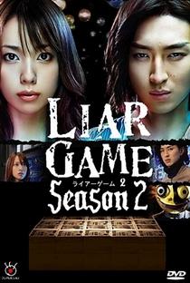 Liar Game (2ª Temporada) - Poster / Capa / Cartaz - Oficial 2