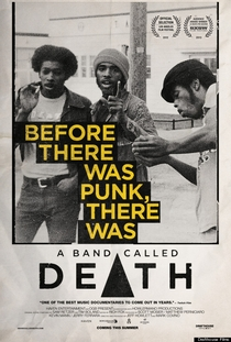 A Band Called Death - Poster / Capa / Cartaz - Oficial 1