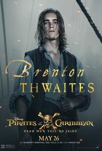 Piratas do Caribe: A Vingança de Salazar - Poster / Capa / Cartaz - Oficial 12
