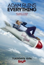 Adam Ruins Everything (1ª Temporada) - Poster / Capa / Cartaz - Oficial 1