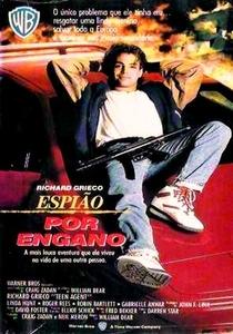 Espião por Engano - Poster / Capa / Cartaz - Oficial 3